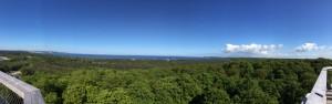 Ausblick Richtung Prora